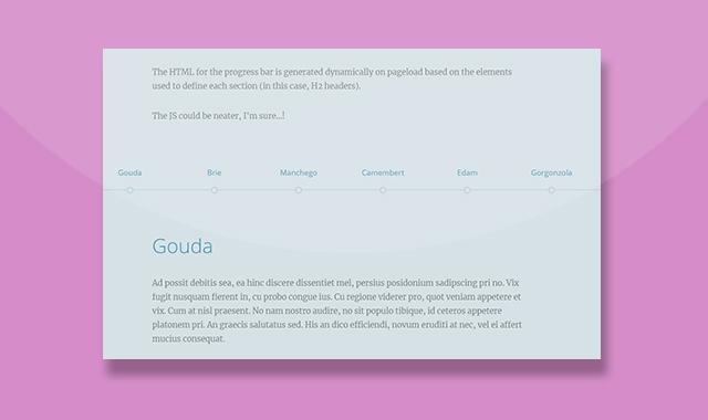 jQuery实现预览进度条效果特效插件
