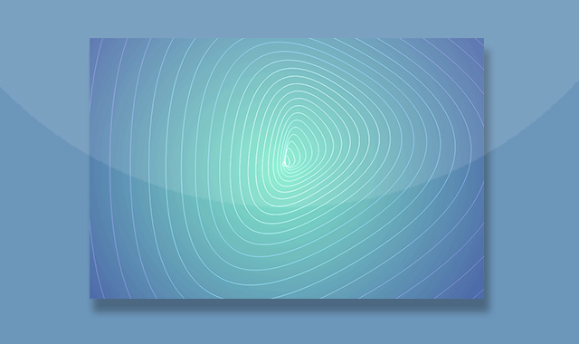 canvas声波扩散线条动画特效代码