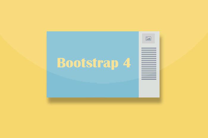 bootstrap4滑动侧边栏特效代码