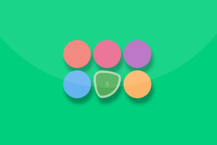 CSS3实现弹性波浪按钮动画特效插件